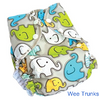 AMP cloth diapers wee trunks
