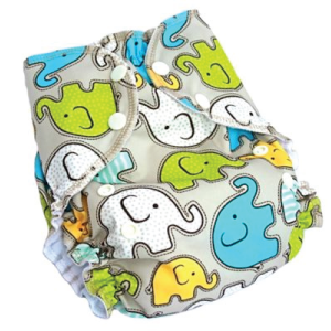 AMP cloth diaper wee trunks