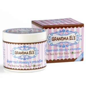 grandma el's diaper rash remedy & prevention for cloth diapering