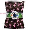 planet wise cloth diaper pail liner pink giraffe