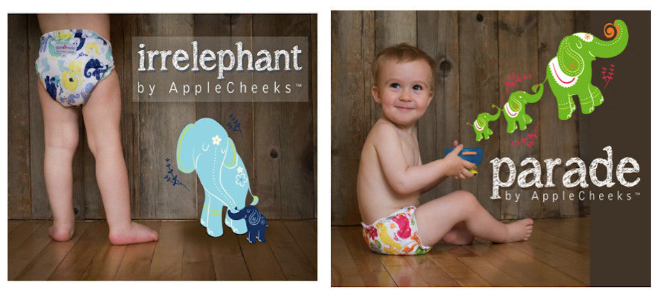Applecheeks Irrelephant and Parade