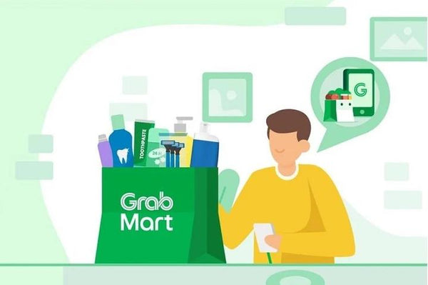 Collaboration with Grab Mart