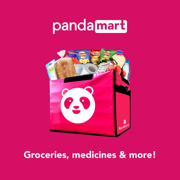 Collaboration with Panda Mart
