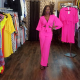 Miss Pinky  2 Piece Set