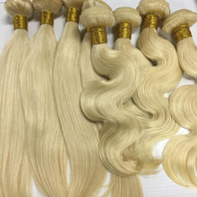 Blonde 613 Straight Hair Extensions - Shari's Hair Boutique