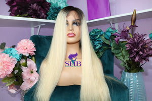 Blonde Full Lace Wigs - Shari's Hair Boutique