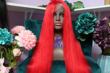 Fire Red Pre-Colored Full Lace Wigs - Shari's Hair Boutique