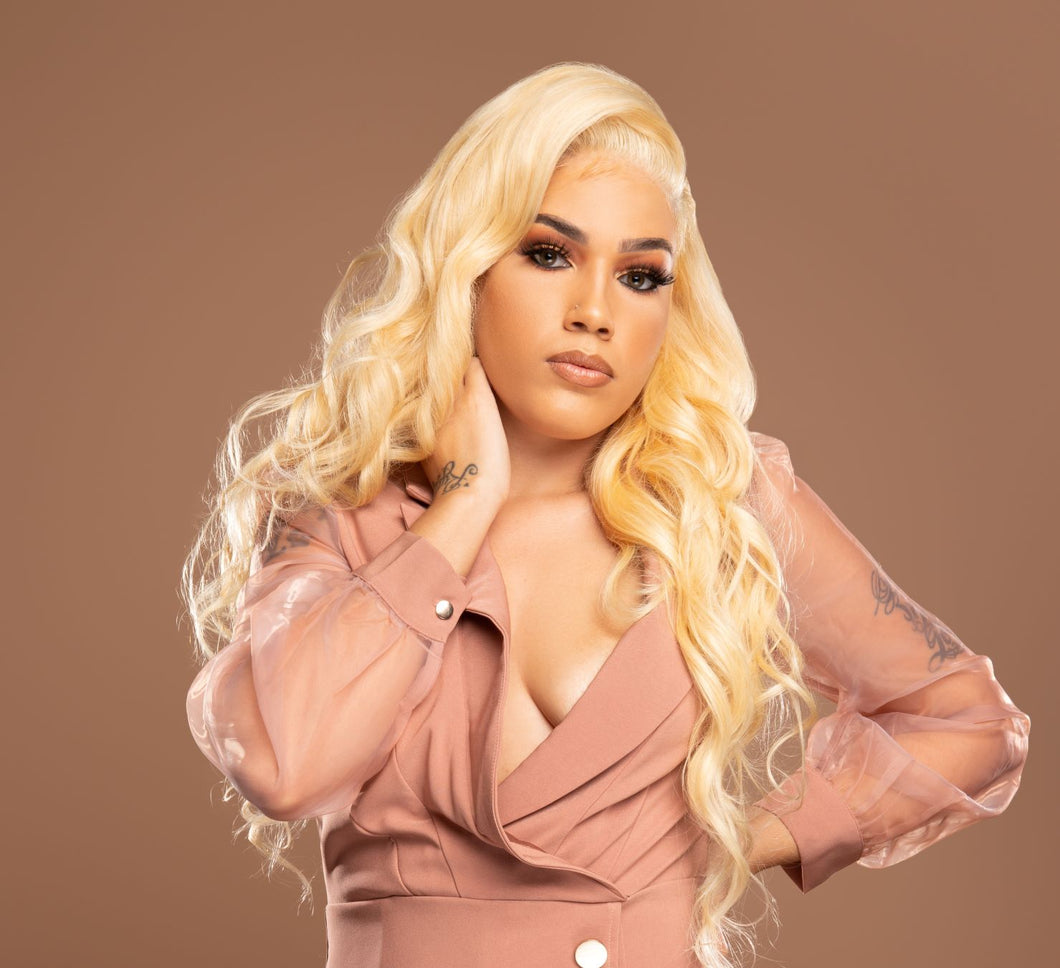 Blonde 613 Body Wave Frontals - Shari's Hair Boutique