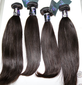 Straight Hair Extensions - Shari's Hair Boutique