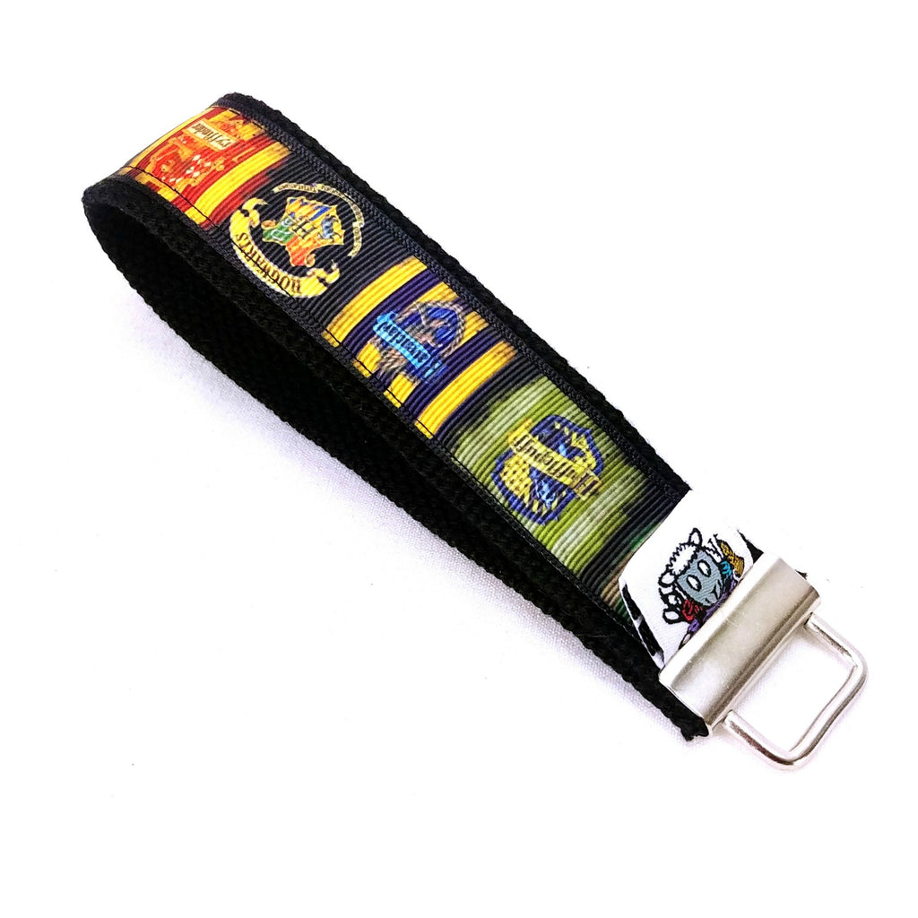 Make Your Own Travel Kit - Lanyard - Hogwarts Houses:Travel Kit,Slipped Stitch Studios:Slipped Stitch Studios