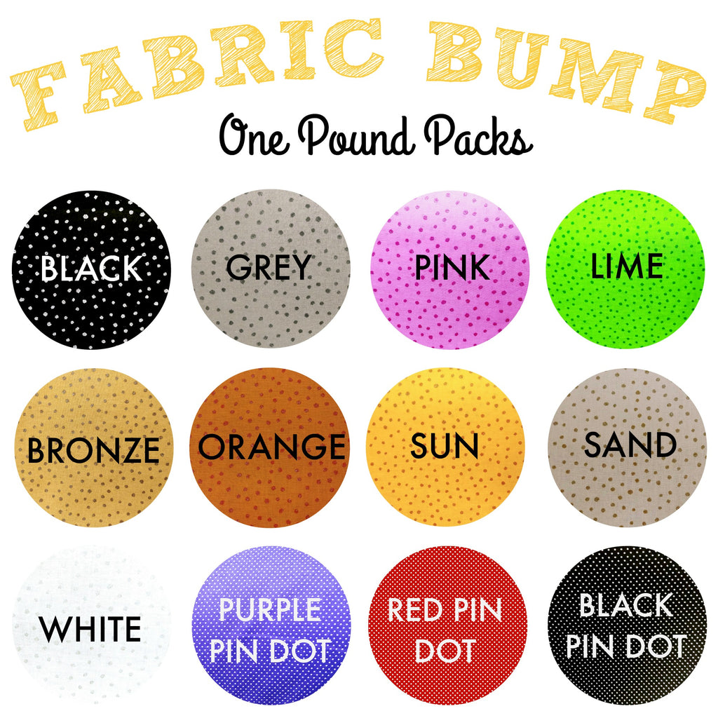 Exclusive Fabric Stash Bump - 1lbs Contrast Fabric Packs:Fabric,Slipped Stitch Studios:Slipped Stitch Studios