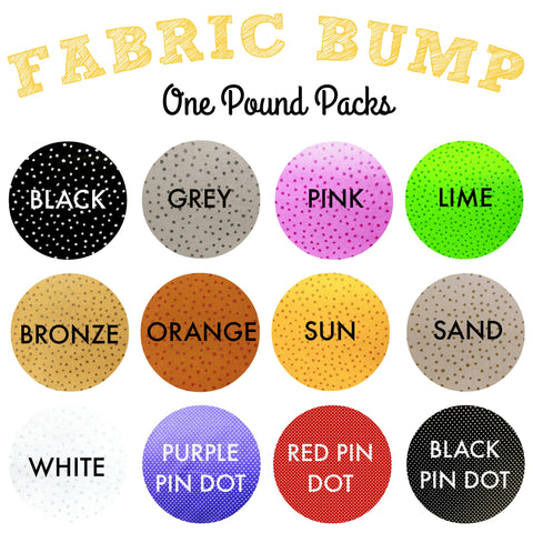 Exclusive Fabric Stash Bump - 1lbs Contrast Fabric Packs