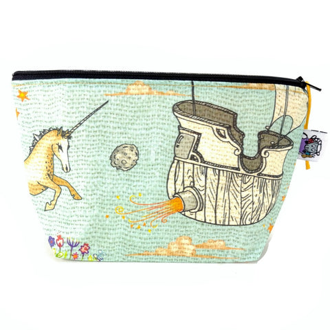 Zipper Notion Pouch - EXTRAS - Enchanted Universe