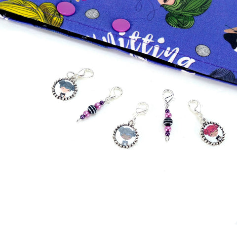 Stitch Markers - EXTRAS - Knitting Girls