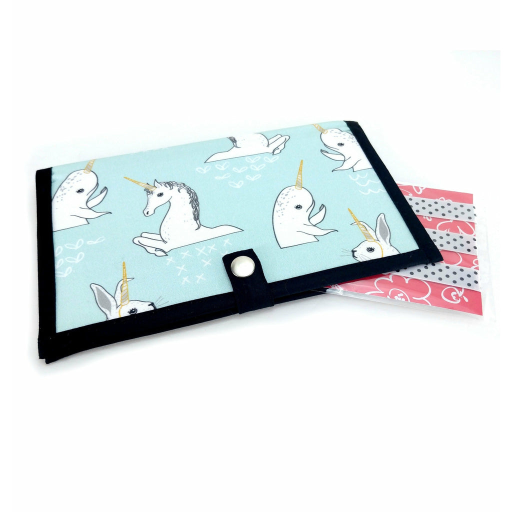miPattern Wallet & Magnet Set - The IMPOSTER!:Sets,Slipped Stitch Studios:Slipped Stitch Studios