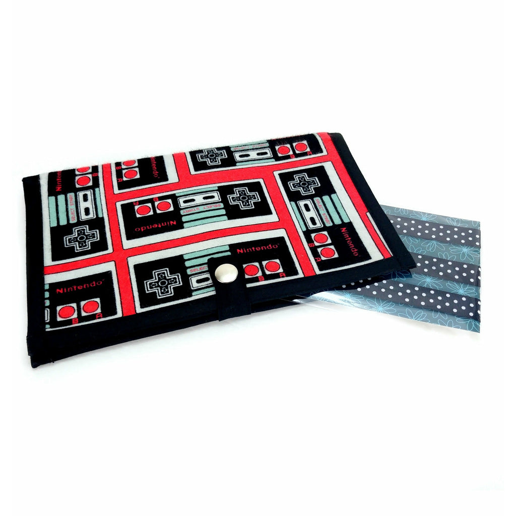 miPattern Wallet & Magnet Set - Nintendo:Sets,Slipped Stitch Studios:Slipped Stitch Studios