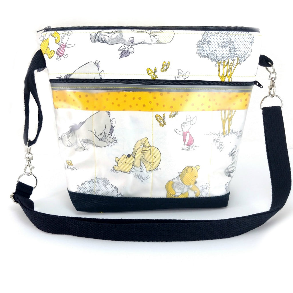 Hundred Acre Wood </br> Go Crafty Hybrid Sling:Tool Cases & Accessories,Slipped Stitch Studios:Slipped Stitch Studios