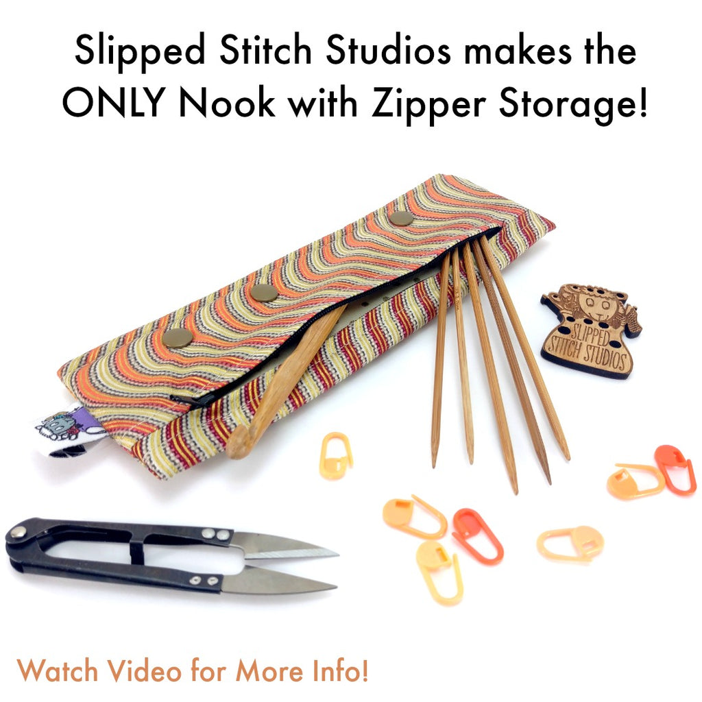 Quiddich News </br> Needle Nook:Needle Nook,Slipped Stitch Studios:Slipped Stitch Studios