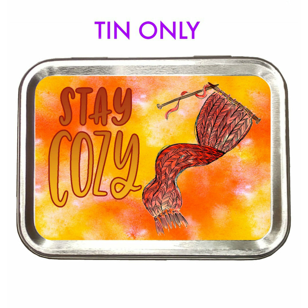 Stay Cozy </br> Crafter's Tool box </br> Pre Order:Tool Box,Slipped Stitch Studios:Slipped Stitch Studios