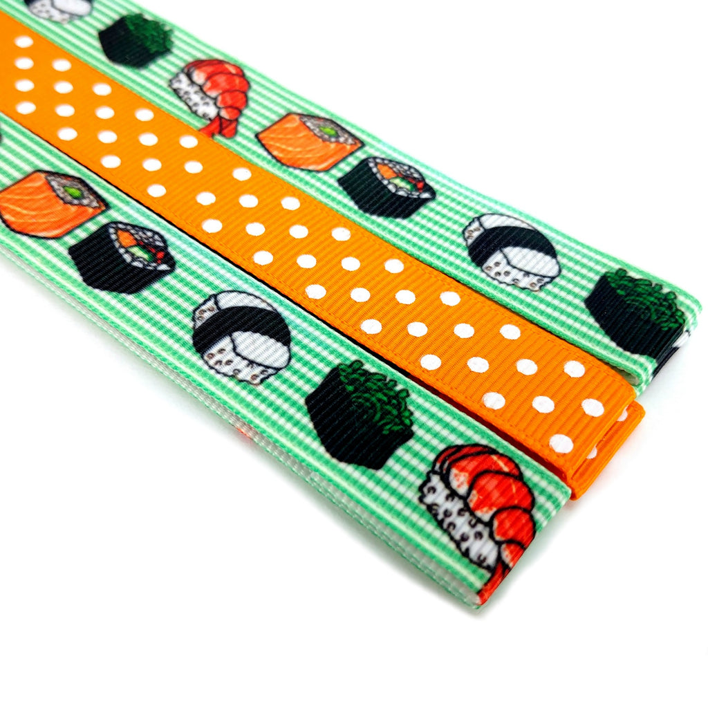 Sushi </br> Pattern Marker </br> Pack of 3 Magnets:Pattern Markers,Slipped Stitch Studios:Slipped Stitch Studios