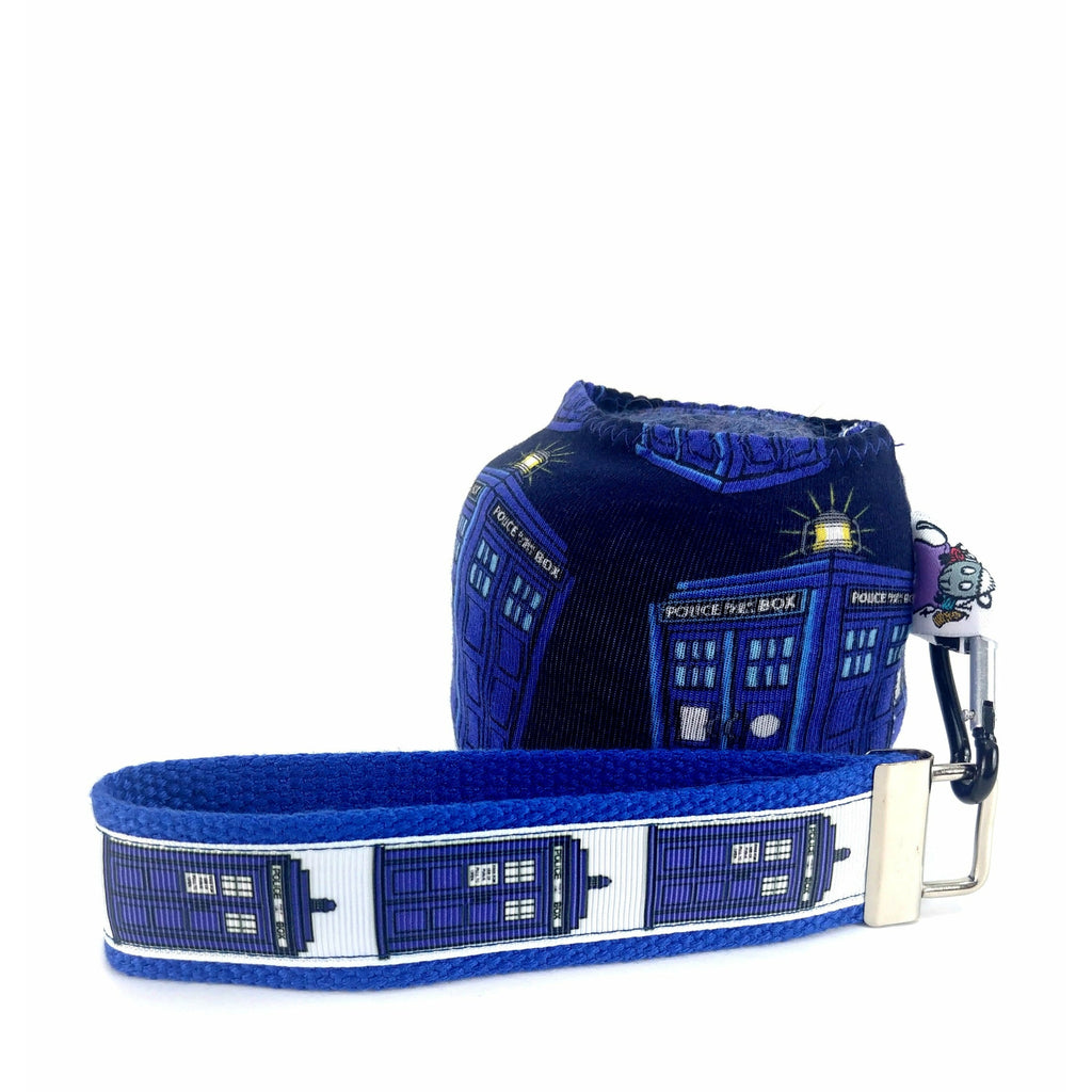 Doctor Who Time Portals </br> Travel Lanyard:Travel Lanyard,Slipped Stitch Studios:Slipped Stitch Studios