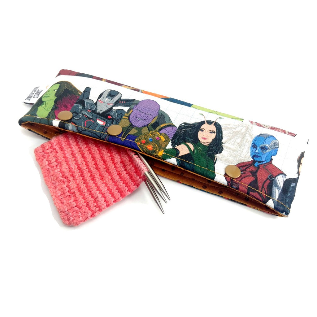 Avengers Portraits </br> Needle Nook:Needle Nook,Slipped Stitch Studios:Slipped Stitch Studios