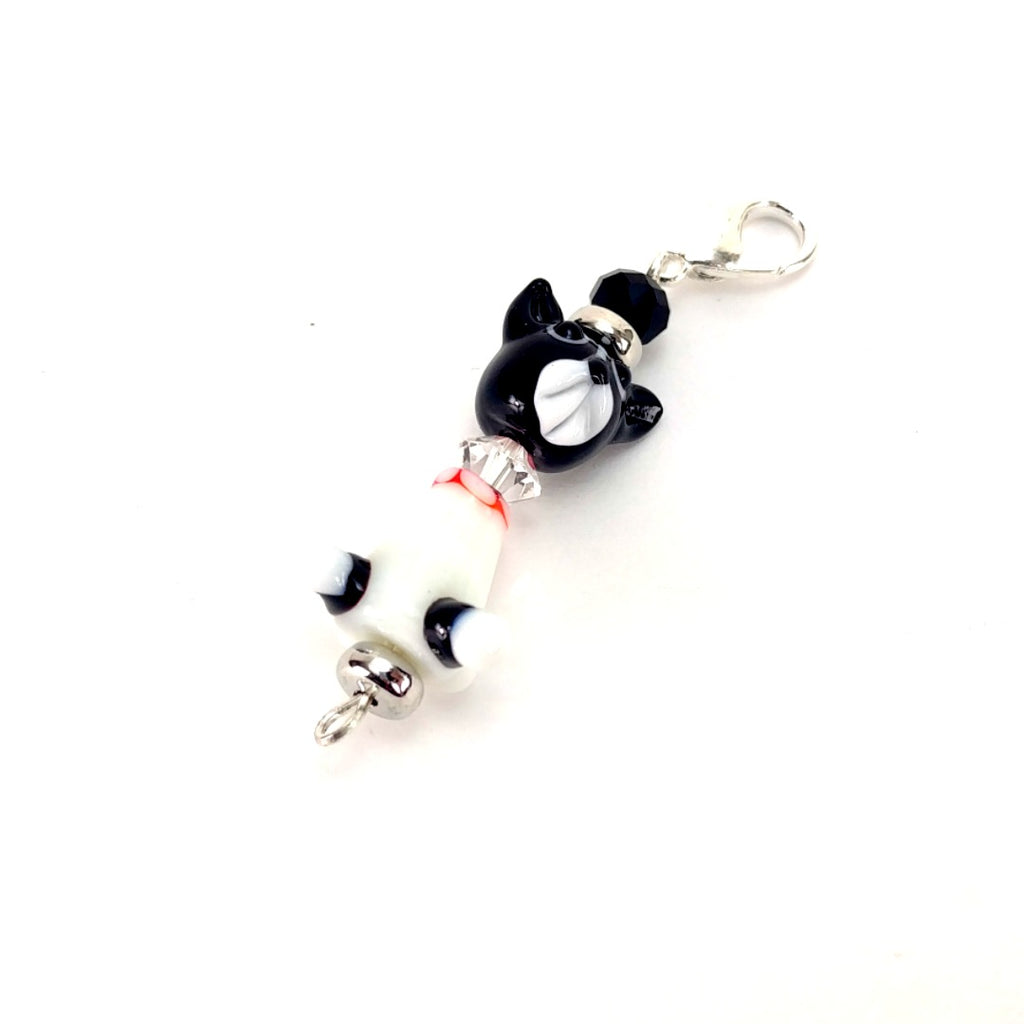 Puppy Dog </br> Stitch Marker (Single):Stitch Markers,Slipped Stitch Studios:Slipped Stitch Studios