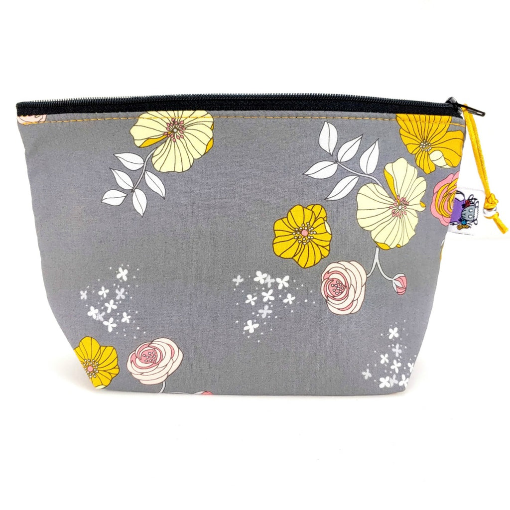Morning Mist </br> Zipper Notion Pouch:Zipper Notion Pouch,Slipped Stitch Studios:Slipped Stitch Studios