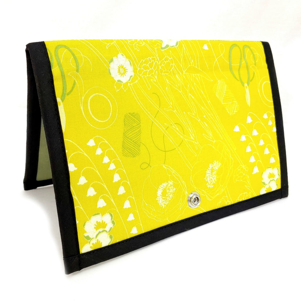 Creative Garden </br> Pattern Holder & Stand </br> Knit & Crochet Pattern Organizer:Pattern Wallet,Slipped Stitch Studios:Slipped Stitch Studios