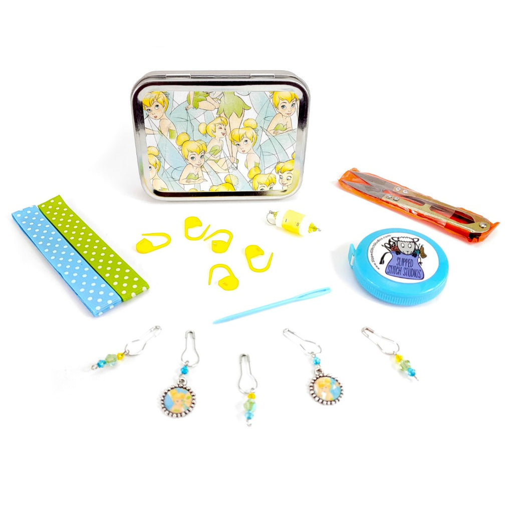 Tinker Bell </br> Crafter's Tool Kit - Pre-Order:Tool Box,Slipped Stitch Studios:Slipped Stitch Studios