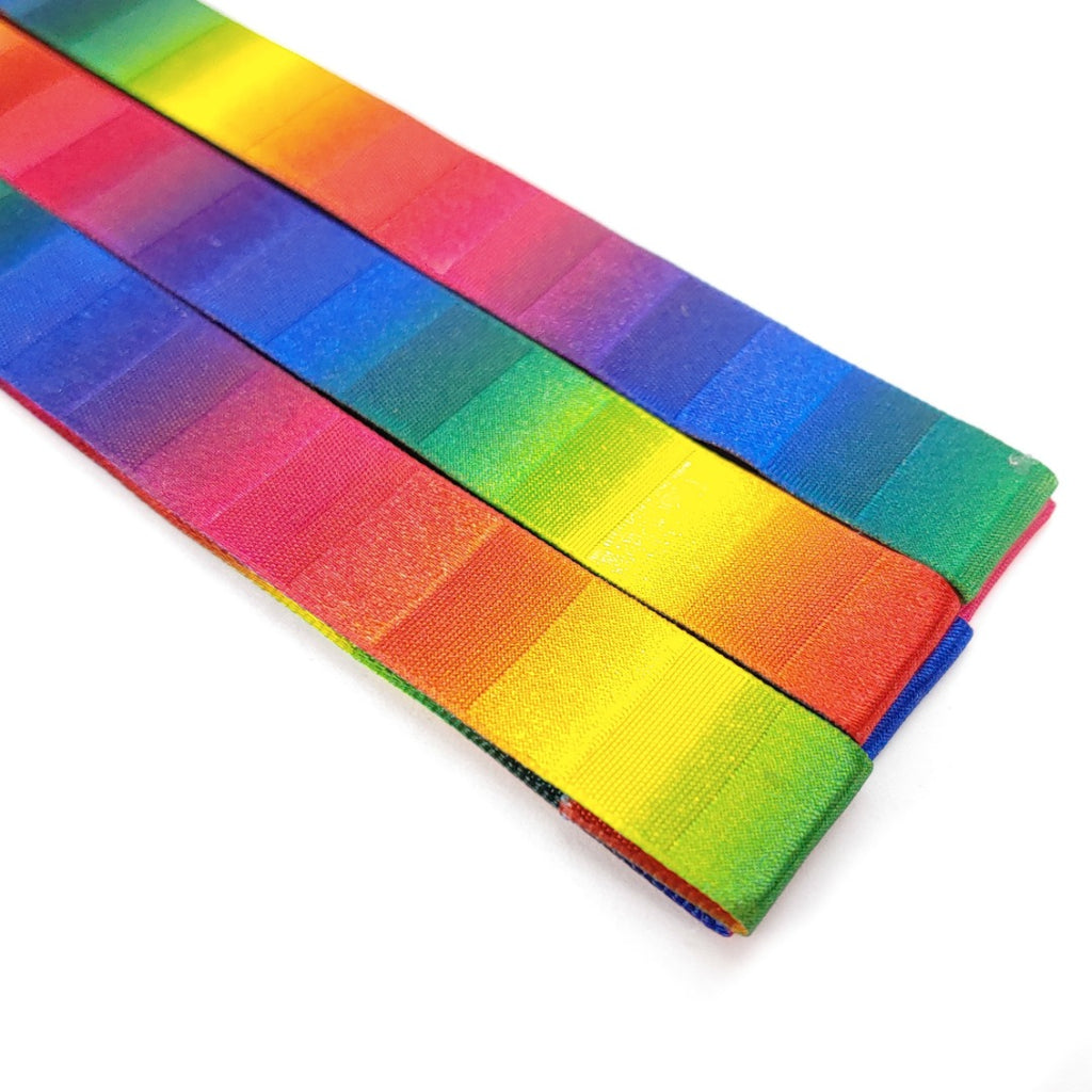 Rainbow Stripes </br> Pattern Marker </br> Pack of 3 Magnets:Pattern Markers,Slipped Stitch Studios:Slipped Stitch Studios