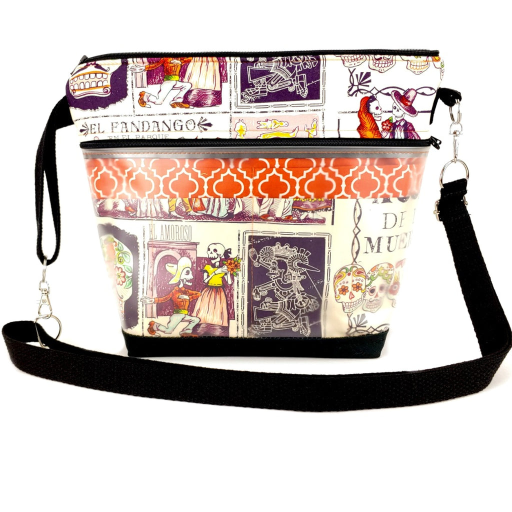 Mexico Market </br> Go Crafty Hybrid Sling:Hybrid Tool Case,Slipped Stitch Studios:Slipped Stitch Studios