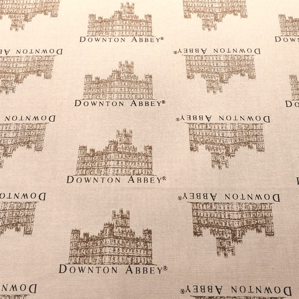 Downton Abbey - Sand </br> Original Fabric (By the Yard):Fabric,Slipped Stitch Studios:Slipped Stitch Studios