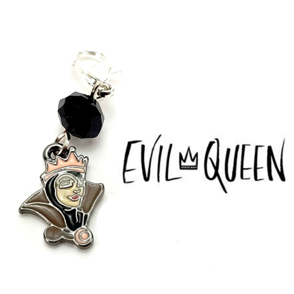 Evil Queen </br> Stitch Marker (Single)