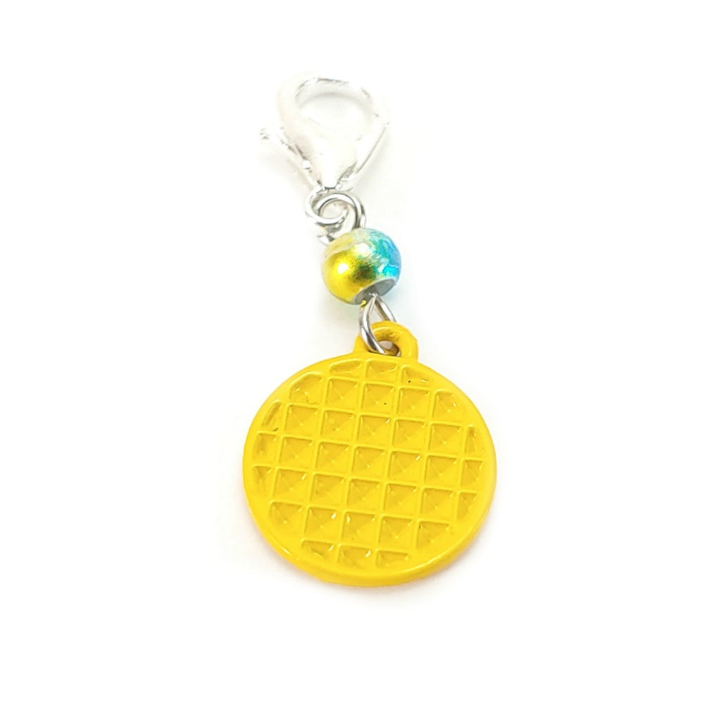 L'Eggo </br> Stitch Marker (Single):Stitch Markers,Slipped Stitch Studios:Slipped Stitch Studios