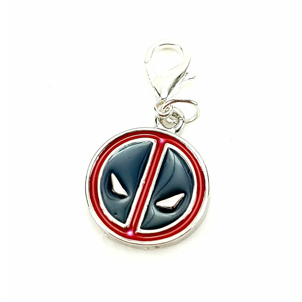 Dead Pool </br> Stitch Marker (Single):Stitch Markers,Slipped Stitch Studios:Slipped Stitch Studios
