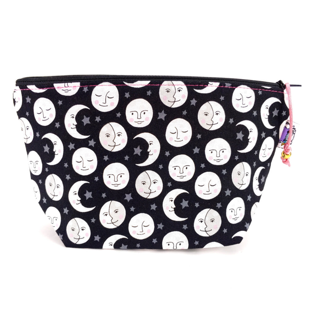 Going Through a Phase </br> Zipper Notion Pouch:Zipper Notion Pouch,Slipped Stitch Studios:Slipped Stitch Studios