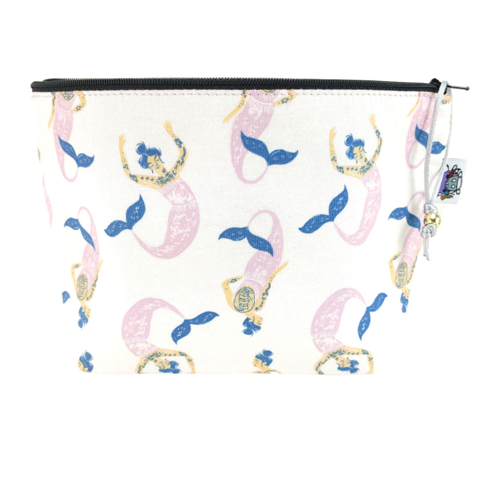 Tattoo'd Mermaids </br> Zipper Notion Pouch