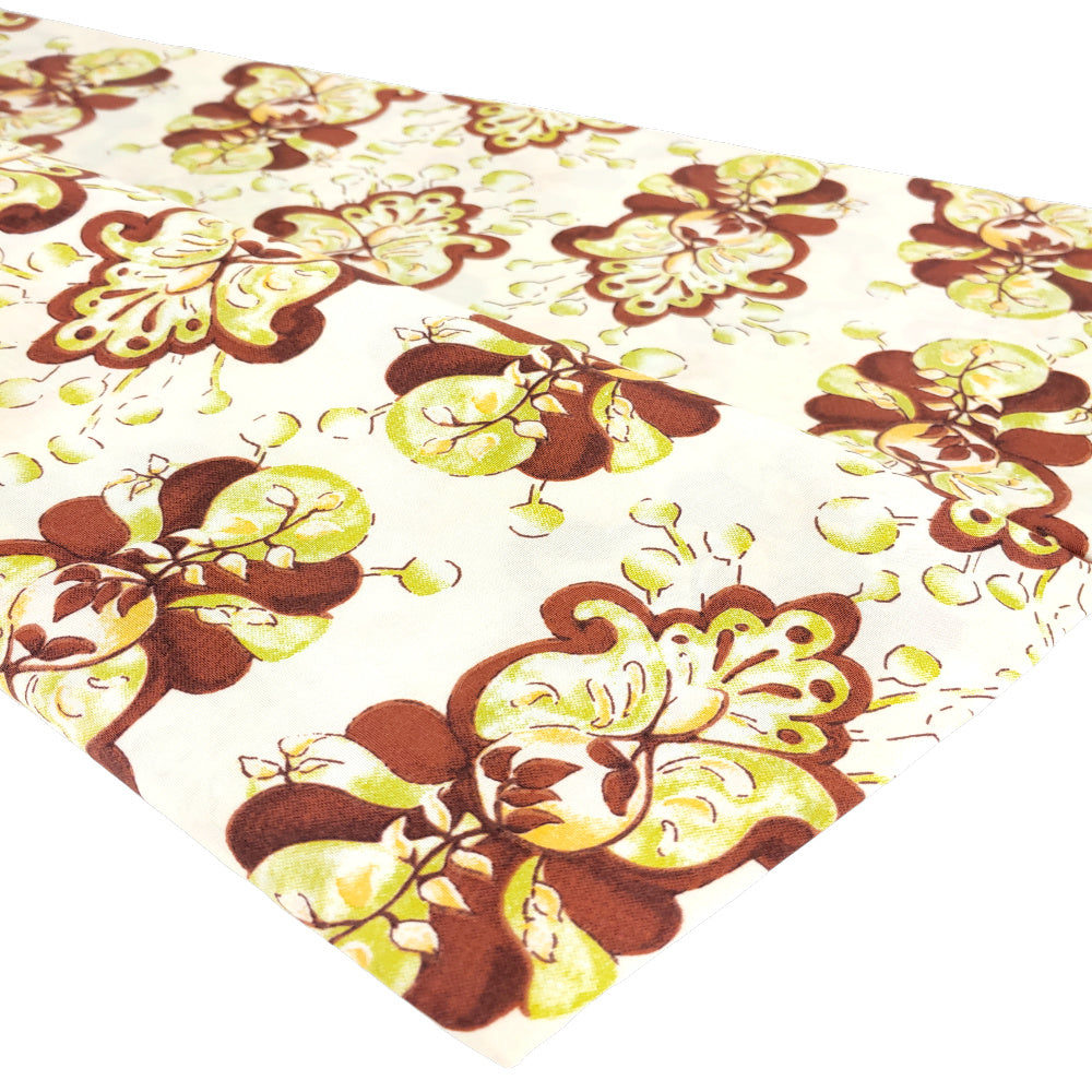 Floral Design </br> Designer Fabric - By the Yard