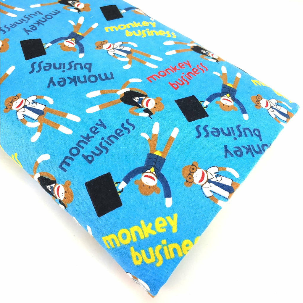 Monkey Business (Flannel) </br> Designer Fabric - By the Yard