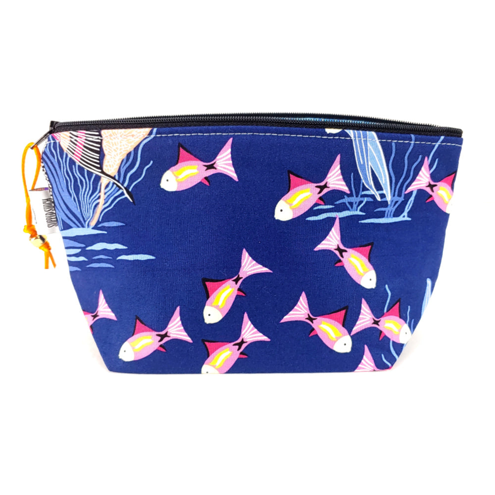Reef </br> Zipper Notion Pouch