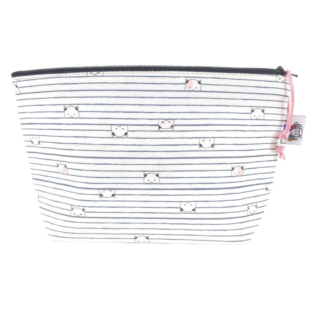 Peeking Pals </br> Zipper Notion Pouch