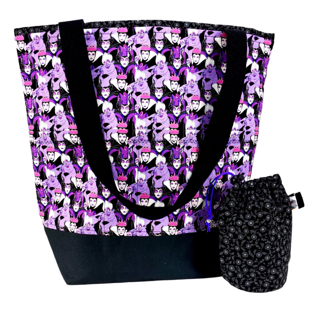 Fabulous Villains </br> XL Project Bag </br> Studio Tote & Tot