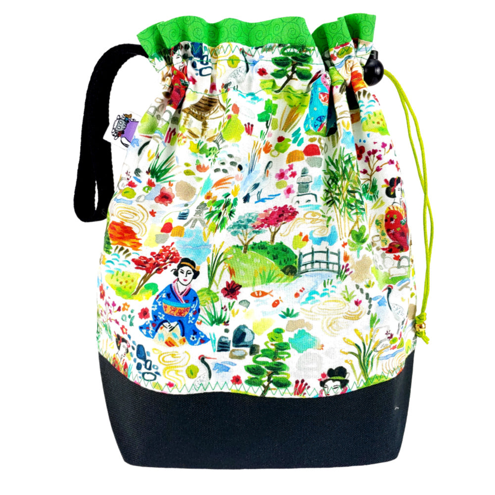 Kyoto Garden </br> Medium Project Bag