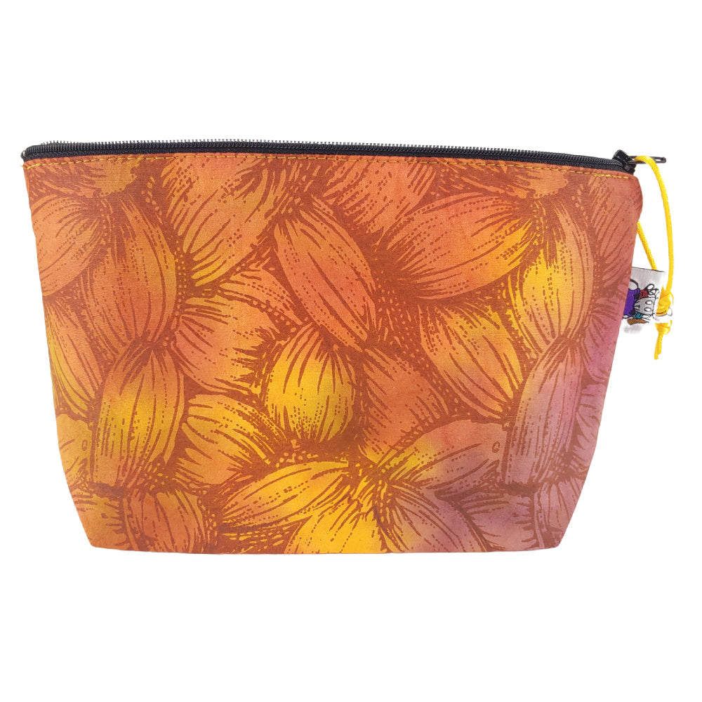 Paint Brush Batique </br> Zipper Notion Pouch