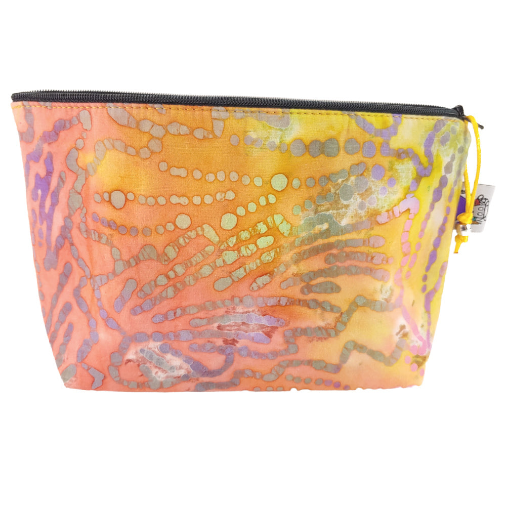 Trails Batique </br> Zipper Notion Pouch