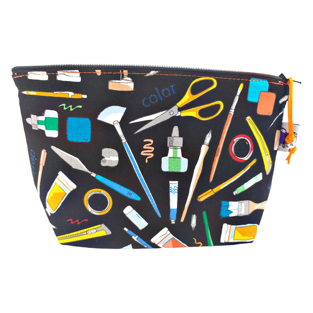 Artist's Tools </br> Zipper Notion Pouch
