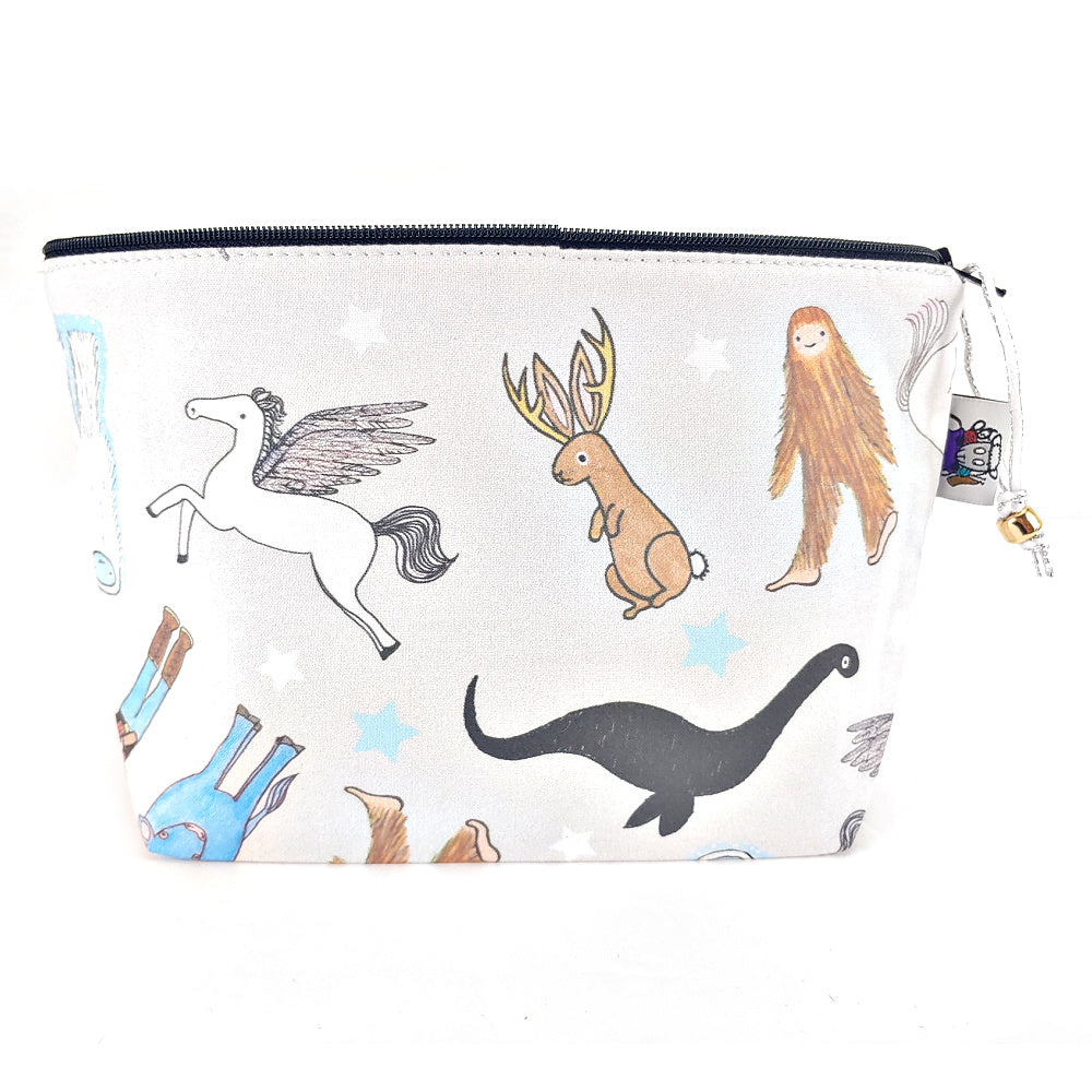 Up Next for 2020 [If you want specific characters, please leave an order note; otherwise, you get what you get ;) ] </br> Zipper Notion Pouch