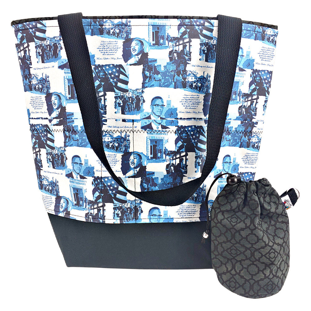 Civil Rights</br> XL Project Bag </br> Studio Tote & Tot