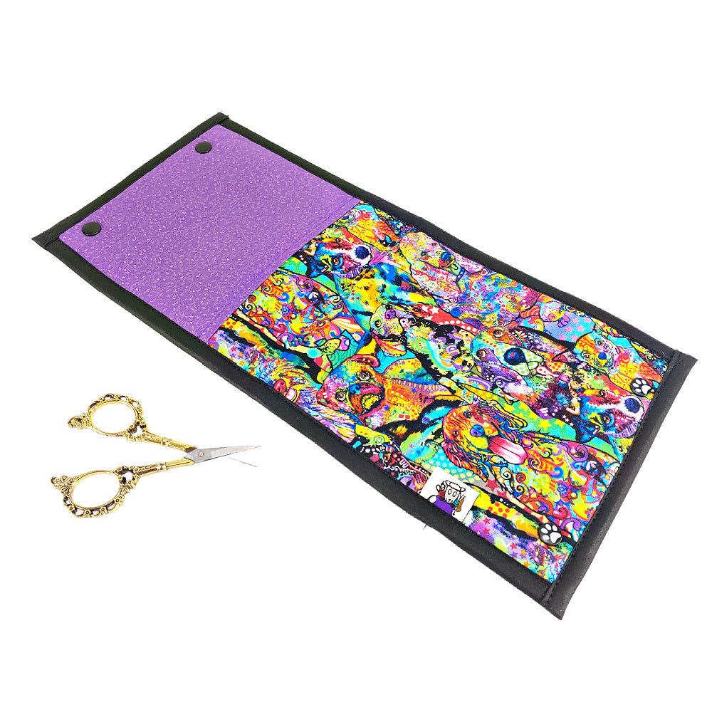 Pawfect Art (b) </br> Needle & Hook Organizer